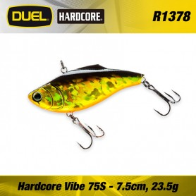 Hardcore Vibe 7.5cm/23.5gr Sinking