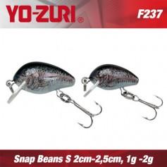 Yo-Zuri Snap Beans 2 CM + 2,5 CM Sinking