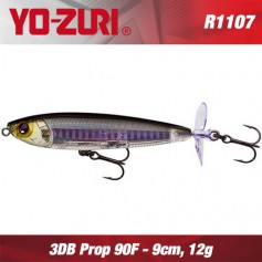 Yo-Zuri 3DB Prop 9cm/12GR - Floating
