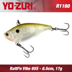 Yo-Zuri Rattl'n Vibe 6.5cm Sinking 17gr