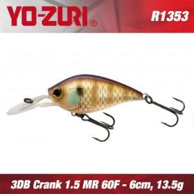 Yo-Zuri 3DB Crank 1.5 MR 6CM/13.5GR - Floating