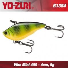 Yo-Zuri 3DR Vibe 6CM/14GR - Sinking