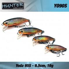 HUNTER YODA 9CM/16GR - SINKING