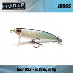 Vobler Avat, HUNTER IDOL 6.2cm/6.5g, Sinking