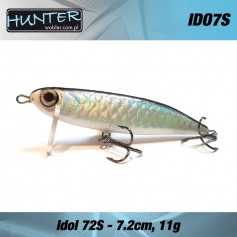 Vobler Avat, HUNTER IDOL 7.2cm/11g, Sinking