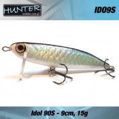 Vobler Avat, HUNTER IDOL 9cm/15g, Sinking