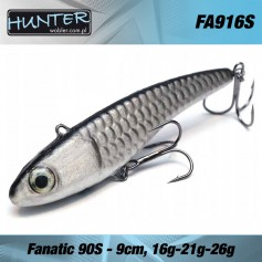 HUNTER FANATIC 9CM - SINKING