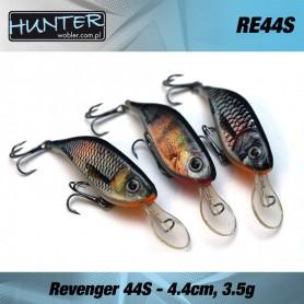 Hunter Revenger 4cm / 3gr - sinking