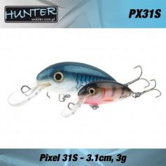 HUNTER PIXEL 3.1CM/3GR - SINKING