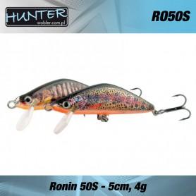 Vobler pastrav, Ronin 50S, Hunter