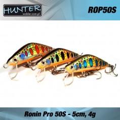 Vobler pastrav, Ronin Pro 50S, Hunter