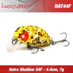 Lucky John Haira Shallow 44F