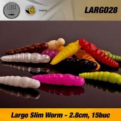 Naluca Pastrav Largo Slim 2.8cm/15buc - Libra