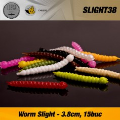 Naluca Pastrav Libra Worm Slight 3.8cm