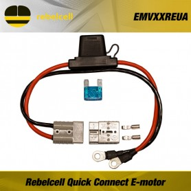 Rebelcell Quick Connect E-motor