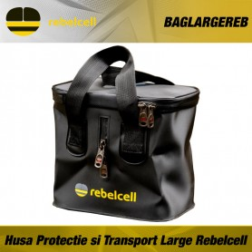 Husa Protectie si Transport Rebelcell Large