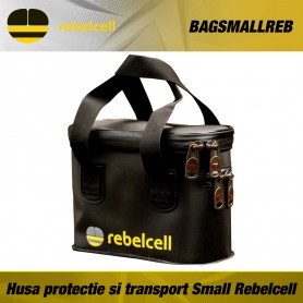 Husa Protectie si Transport Rebelcell Small