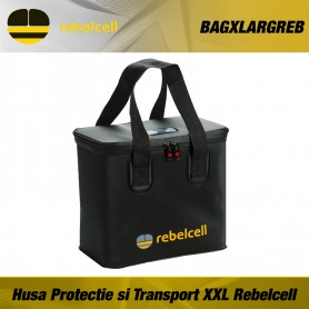 Husa protectie si transport Rebelcell XL