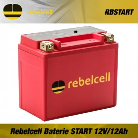 Rebelcell Baterie START 12V/12Ah