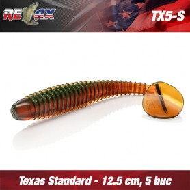Texas 12.5cm Standard Relax (5buc/plic)