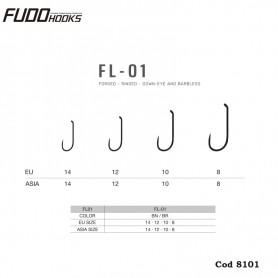 CARLIGE FUDO FLY - 01 debarbetat BN