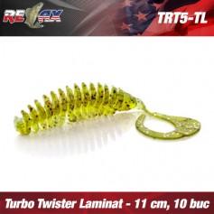 Turbo Twister 11cm Laminat Relax(10buc/plic)