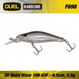 Duel 3D Quiet Wave 100 6,5 CM Floating
