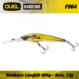 Duel Hardcore Longbill 9 CM Suspending