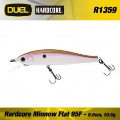 HARDCORE MINNOW FLAT 70F 70mm