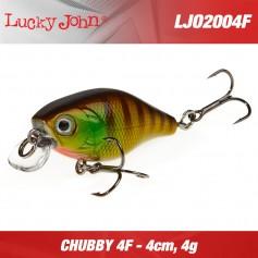 LUCKY JOHN CHUBBY 4F