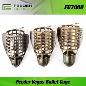 Feeder Vegas Bullet Cage
