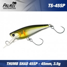 PALM'S VOBLER THUMB SHAD 45SP