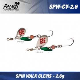 PALM'S ROTATIVA SPIN WALK CLEVIS 2.6