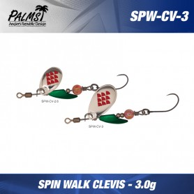 PALM'S ROTATIVA SPIN WALK CLEVIS 3