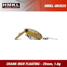 HKML INCH 25mm CRANK FLOATING