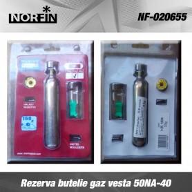 Norfin buletie gaz rezerva vesta automatica 50NA-40