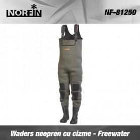 Norfin Waders neopren cu cizme - Freewater