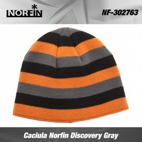 Caciula Norfin Discovery Gray