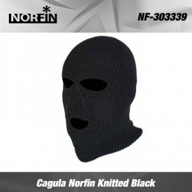 Norfin Cagula Knitted Black