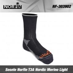 Norfin Sosete T3A Merino Light
