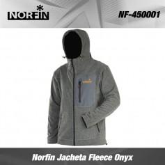 Norfin Jacheta Fleece Onyx