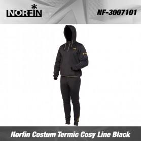 Norfin Costum Termic Cosy Line Black