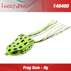 Lucky John Frog 5 CM / 9 GR