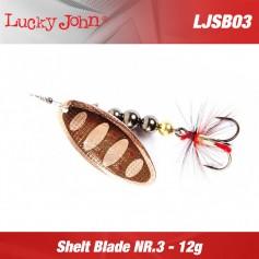 LUCKY JOHN SHELT BLADE NR.3