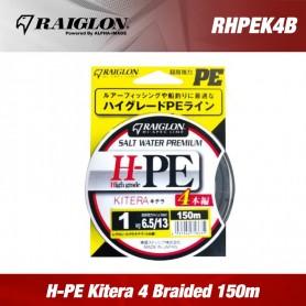 Raiglon H-PE Kitera 4 Braided 150m