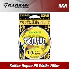 Raiglon Kaitou Rupan PE White 100m