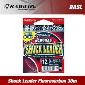 Raiglon Acrobat Shock Leader Fluorocarbon 30m