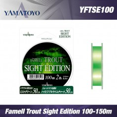 Yamatoyo Famell Trout Sight Edition 100m & 150m