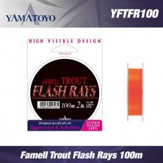 Yamatoyo Famell Trout Flash Rays 100m