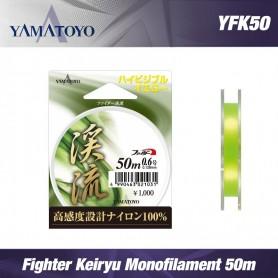 Yamatoyo Fighter Keiryu Monofilament 50m